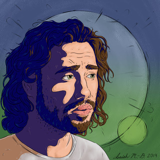 Matt Corby Portrait