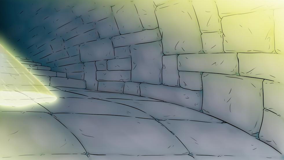 Super Secret Temple - Background 2