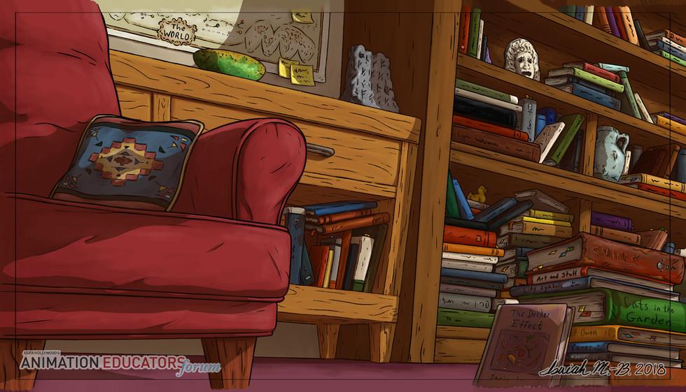 Livingroom - Background 1