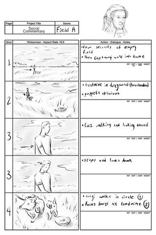 Field A - Page 1