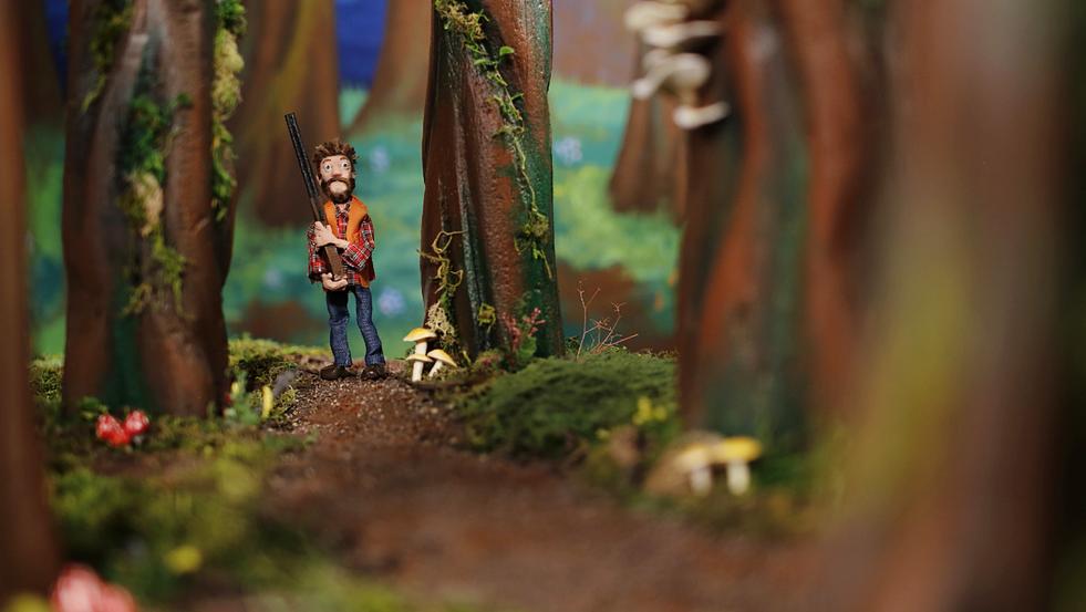 Forest Scene Still