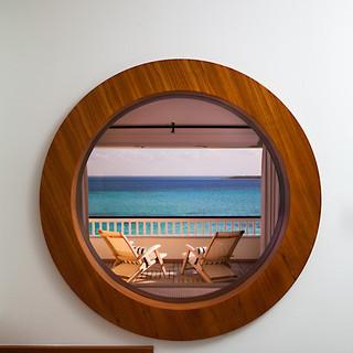 Master Bathroom Ocean View