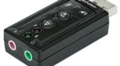 151429 Adaptador de sonido 3-D 7.1 USB d