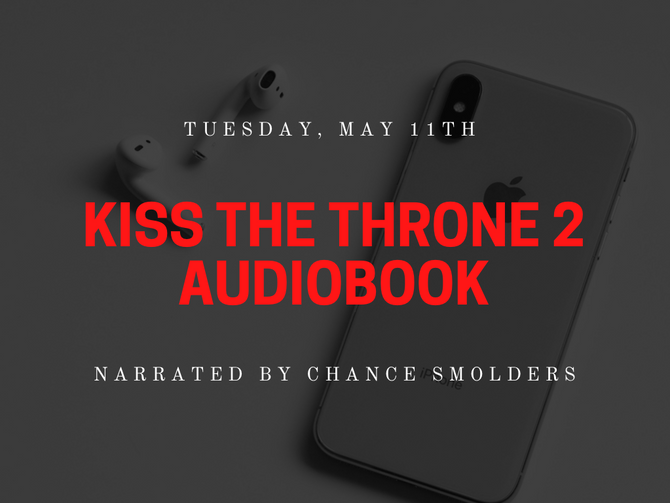 Kiss The Throne 2 Audiobook