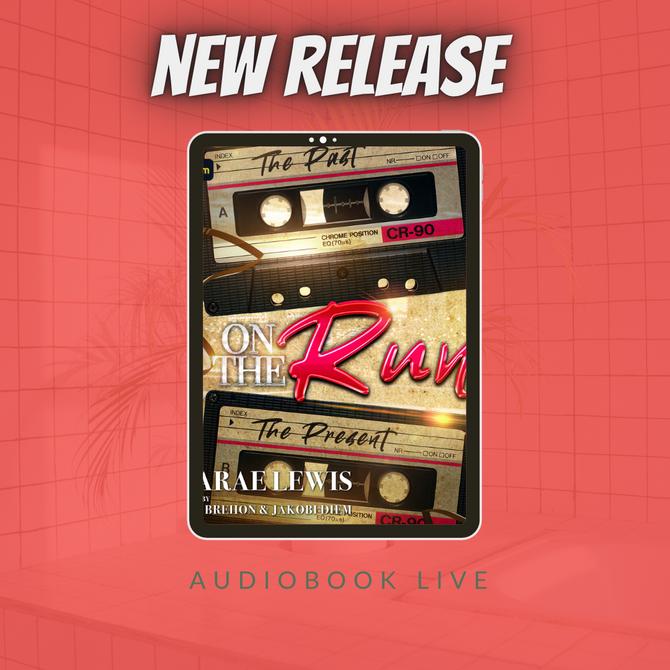On the Run audiobook 🎙