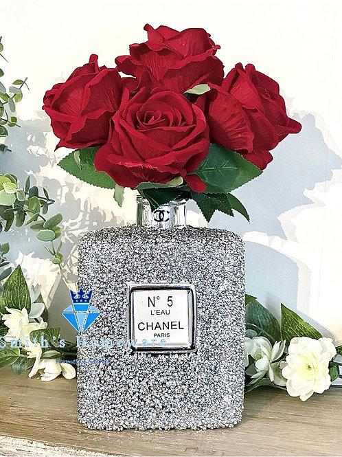 Inspired Diamante Vase