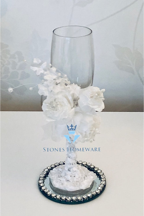 Diamanté Mirror coaster