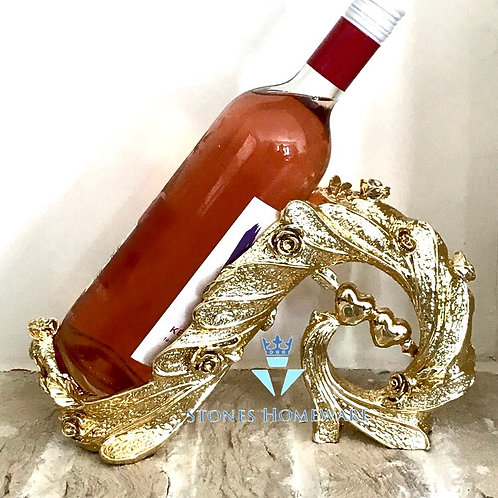 Princess Shoe Wine Bottle Holder