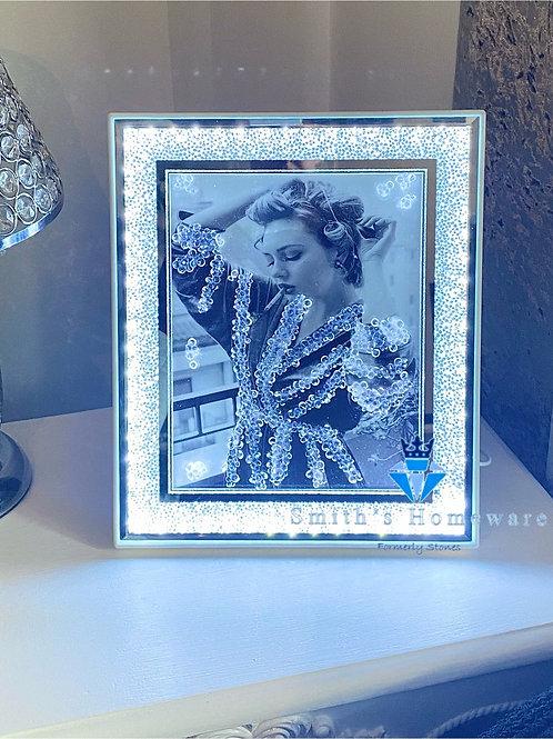 LED Print Photo frame