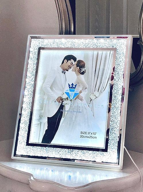 LED Crystal Photo frame