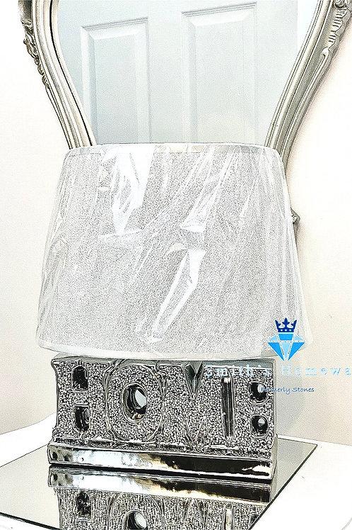 Diamanté Home Lamp