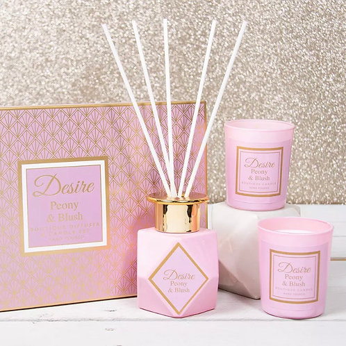Desire Candle Diffuser set