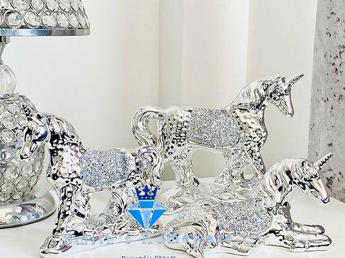 Set of 3 Unicorns