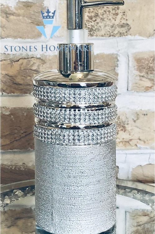 Diamanté Soap Dispenser