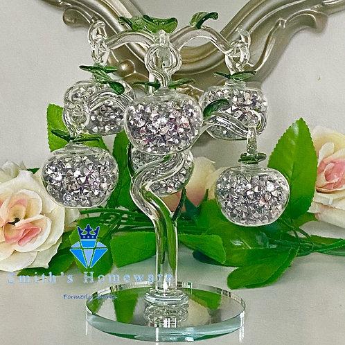 Glass Apple Tree