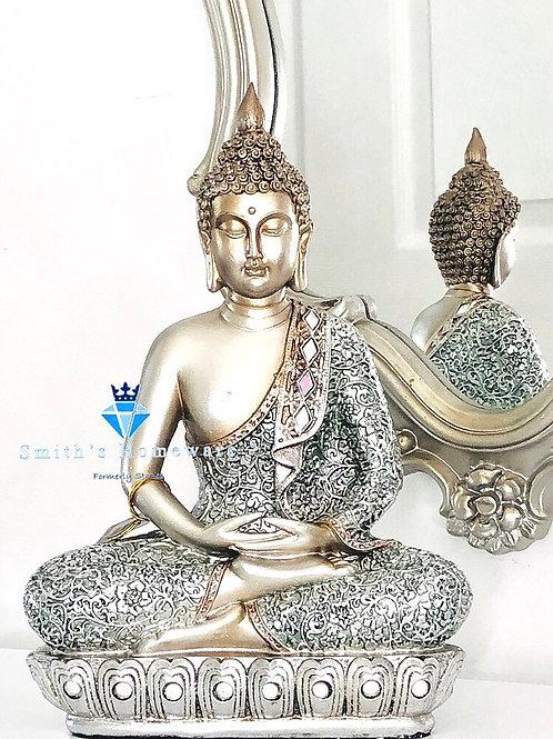 Zen Blue Buddha