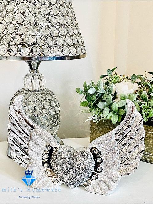 Heart Angel Wings