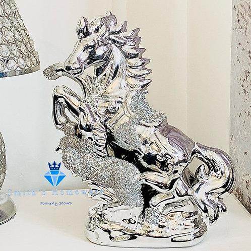 Diamanté Horse and foal