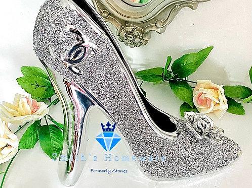 Diamanté inspired Shoe - Small