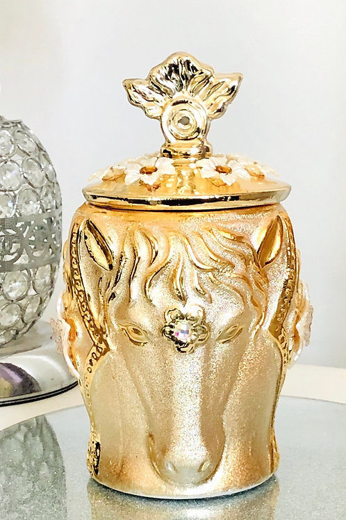 Gold Horse canister