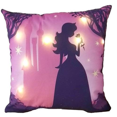 LED Princess Cushion