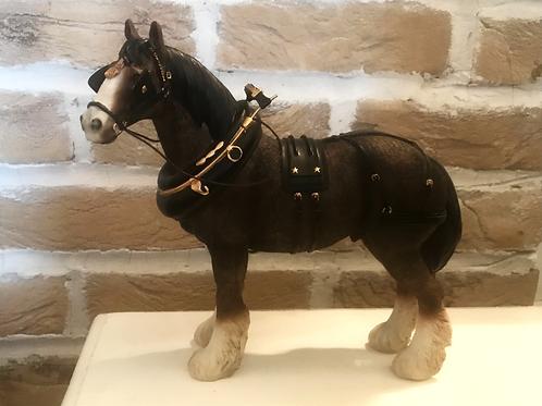 Large Shire Horse