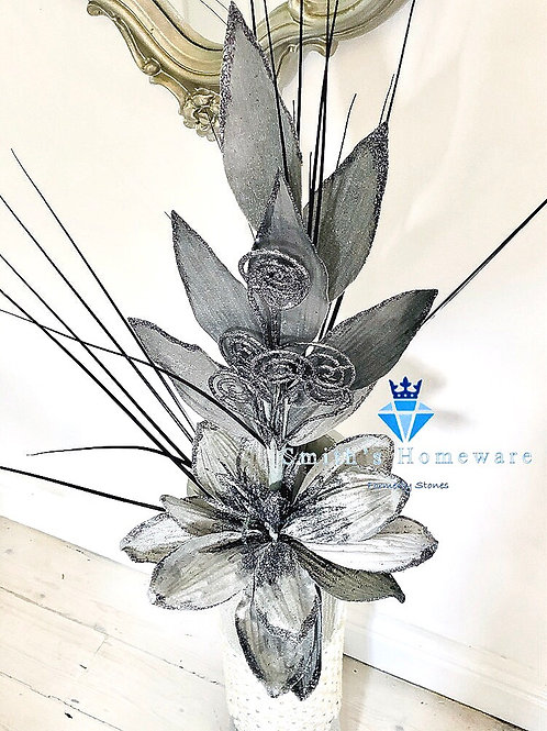 Silver stem Flower