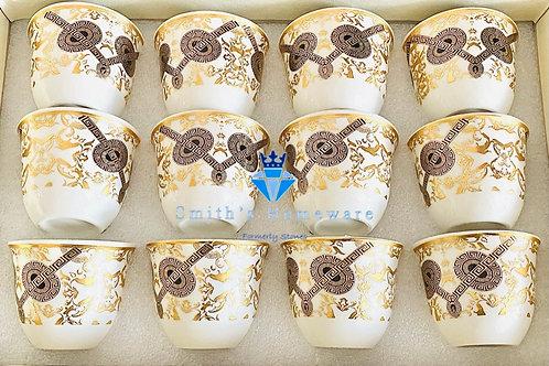 12 Piece Espresso set