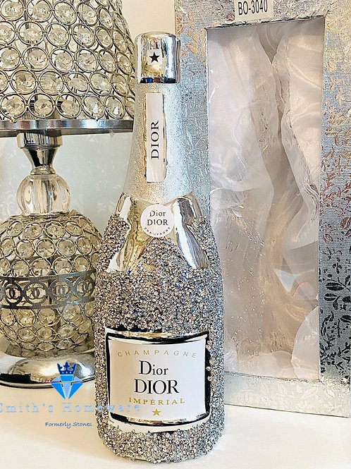 Inspired Champagne Bottle