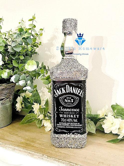 JD Whiskey Bottle Ornament