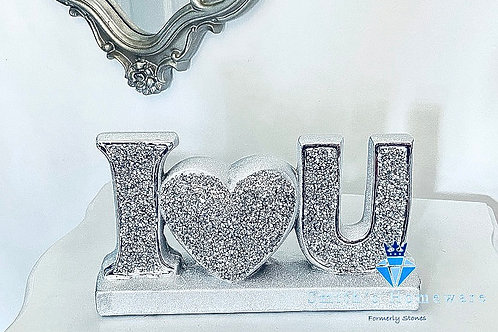I ❤️ U Ornament