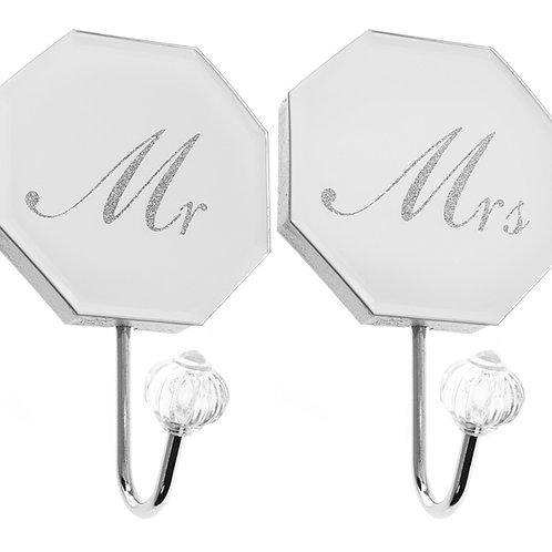 Mr & Mrs Mirror Hooks