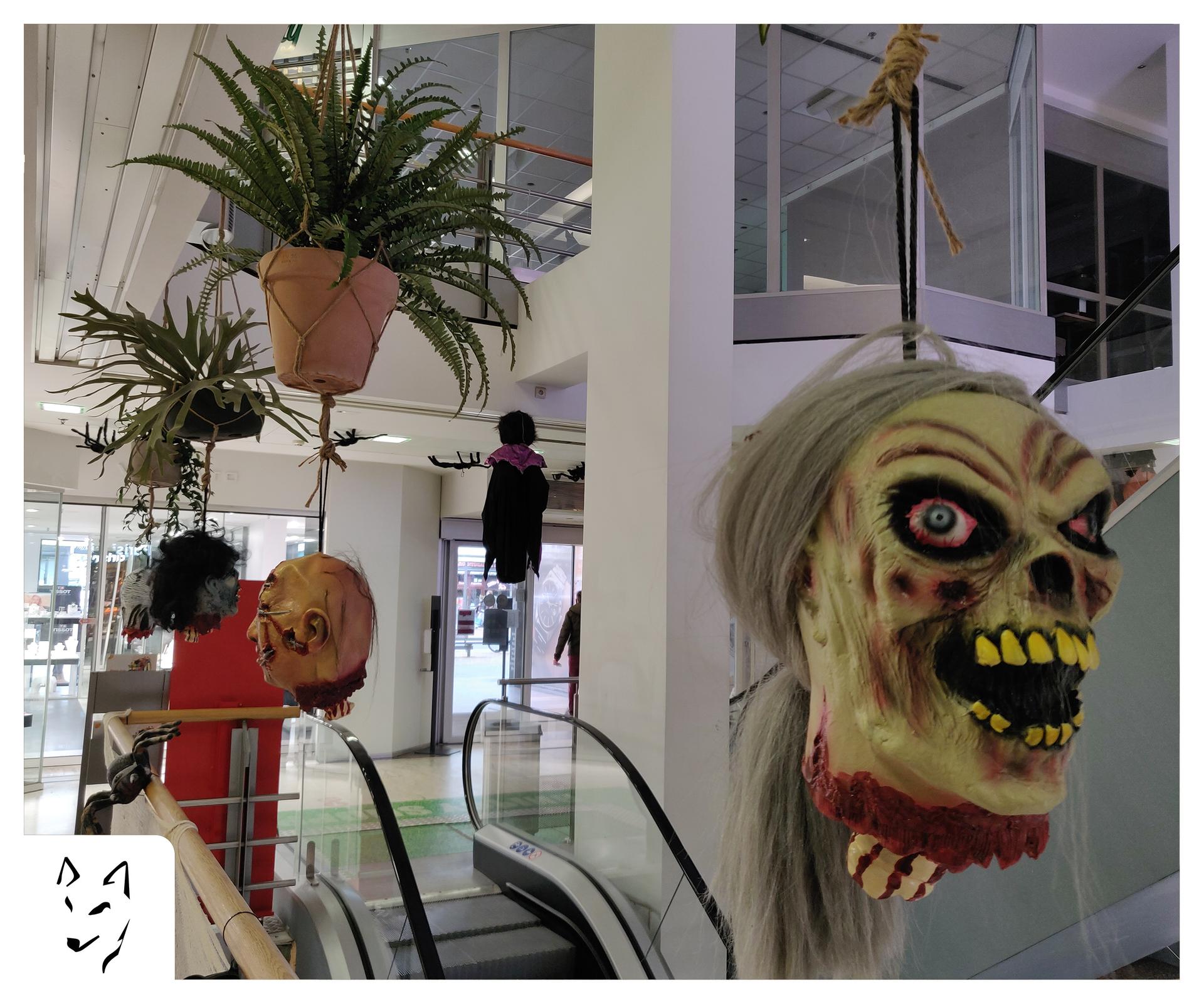 Branding Halloween