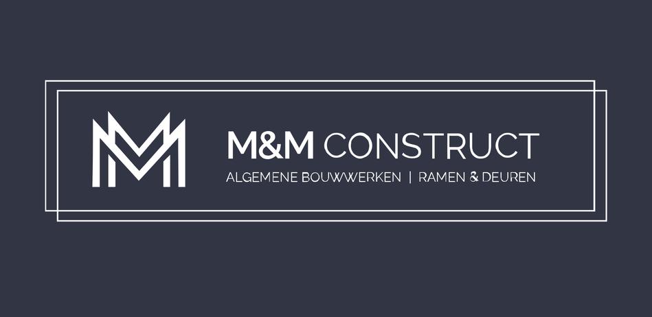 M&M Construct logo