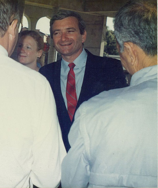 Nick Greiner - Former NSW Premier
