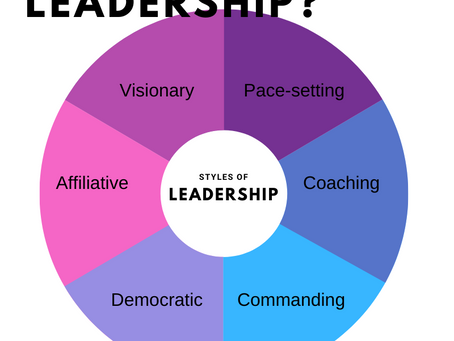Leadership is all about being great with other humans…