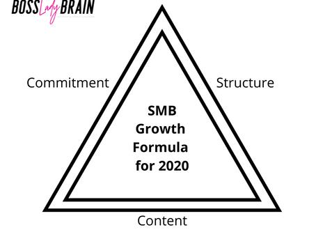SMB 2020 Growth Formula