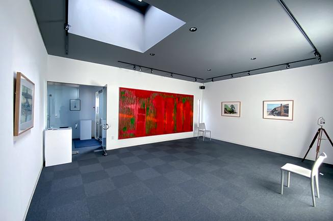 DAHU permanent exhibition