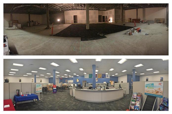 Retail Space Remodel