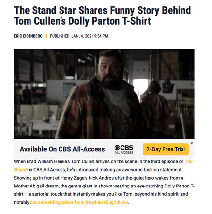 The Stand Press