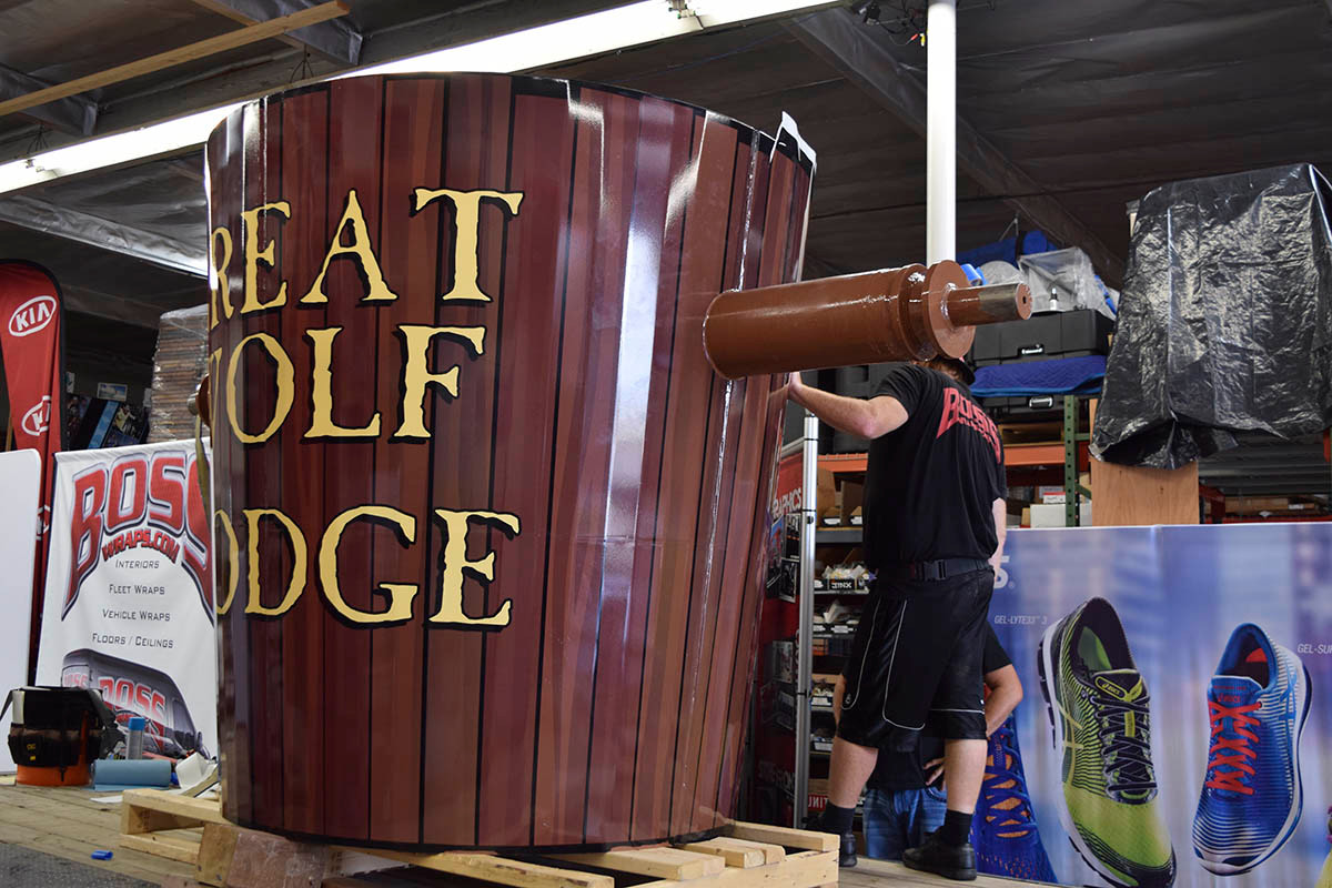Great Wolf Lodge Bucket