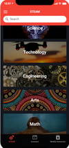 Steamapp First page.png
