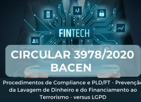 Os impactos da circular Bacen n. 3978 no mercado financeiro
