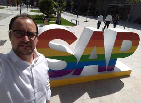 Estivemos no SAP Now, um dos mais importantes eventos de innovação de ERP do ano.