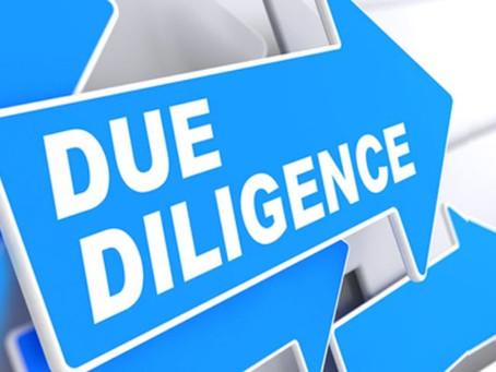 O que é Due Diligence