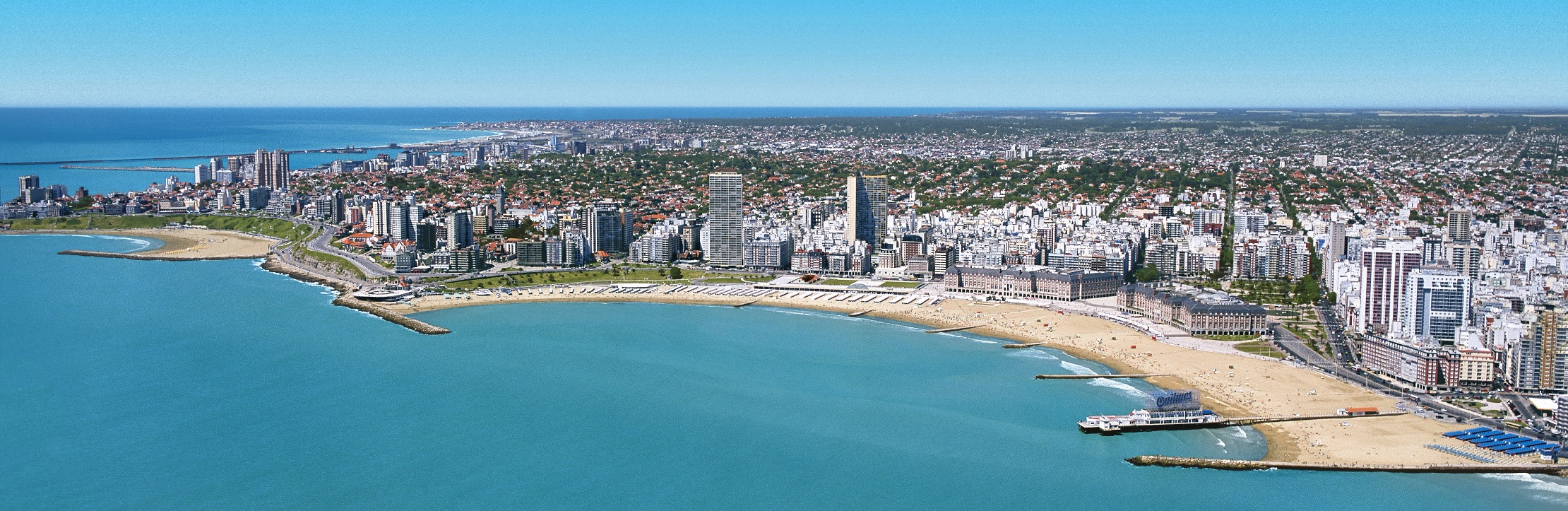Playas de Mar del Plata