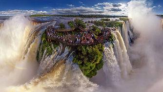 Garganta del Diablo Cataratas Iguazu
