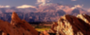Quebrada las Flechas Valles Calchaquies
