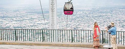 Cima Cerro San Bernardo Salta