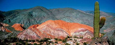 Cerro 7 colores Purmamarca